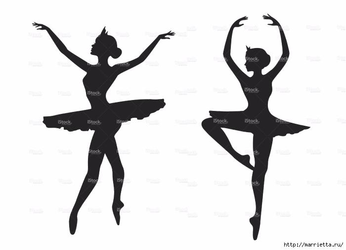 Балеринки из бумаги и салфеток (11) (700x505, 83Kb)