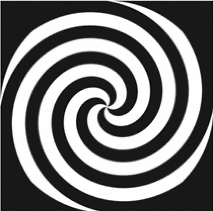 Эта оптическая иллюзия способна заметно улучшить зрение
