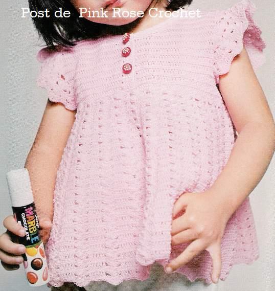 Вязание крючком. Детское платье. схема вязания/3071837_441 (538x569, 47Kb)