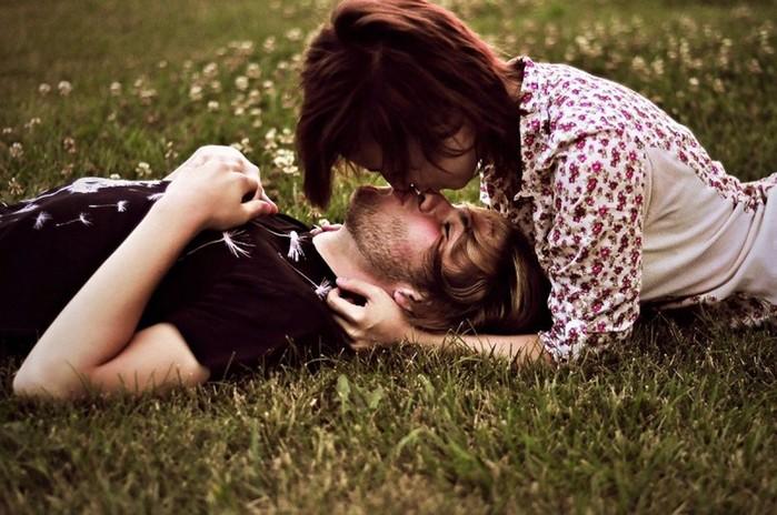 Интересное о поцелуях: как надо целоваться в разных странах