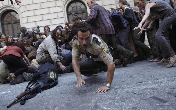 Зомби-апокалипсис! Самые лучшие фильмы и сериалы