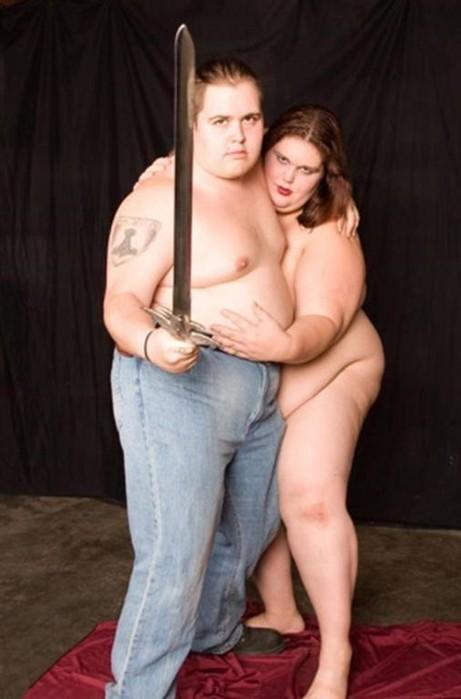 Сумасшедшие пары, дополняющие друг друга в собственном безумии