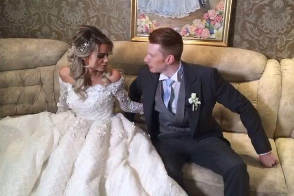 Свадебные фото преснякова