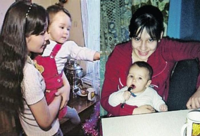 Истории и судьба самых молодых мам России