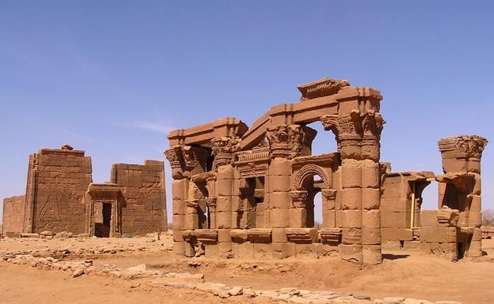 Забытые древние цивилизации