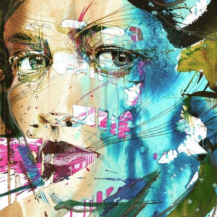 2835299_Karne_Griffits_Carne_Griffiths_abstraktnii_portret (700x700, 447Kb)