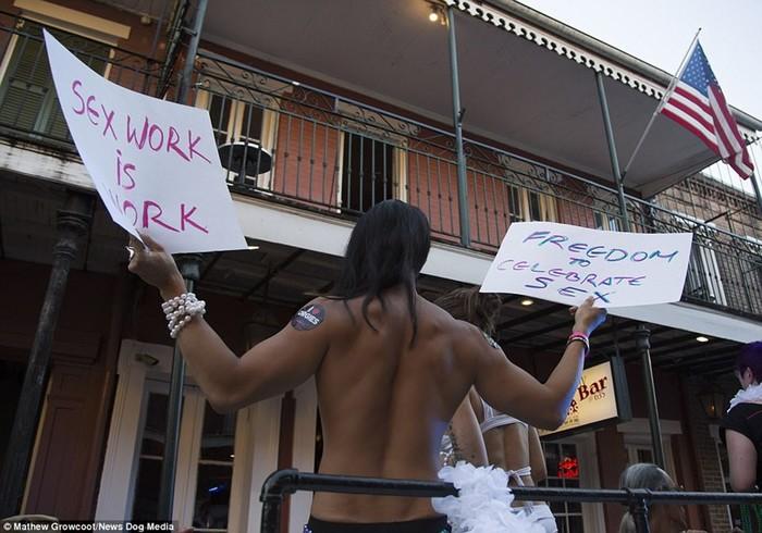 Самый большой фестиваль свингеров в Новом Орлеане
