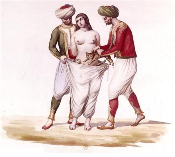 Цена измены: как наказывали блудливых жен в разные времена