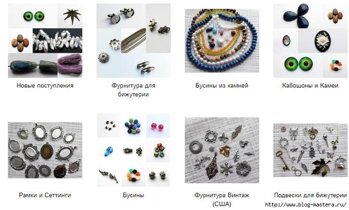 бусины и другие товары для бижутерии в магазине Муза/4121583_999 (700x421, 136Kb)