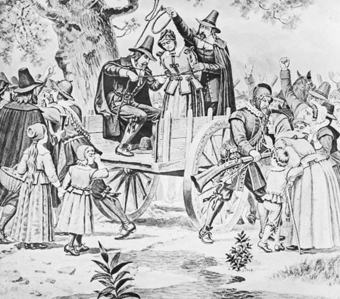 11 самых известных казней ведьм