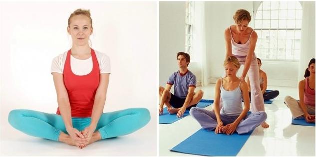 Упражнение при болях в пояснице