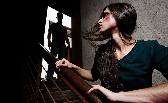 Факты о домашнем насилии