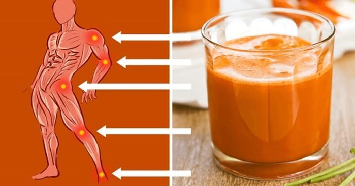 Вкусное восстановление суставов