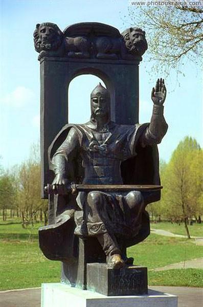 Князь Ярослав Осмомисл. Будівничий держави і воїн