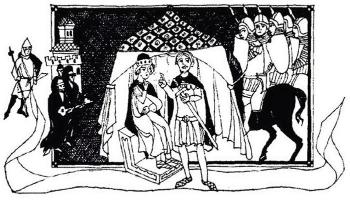 Князь Ярослав. Строитель государства и воин