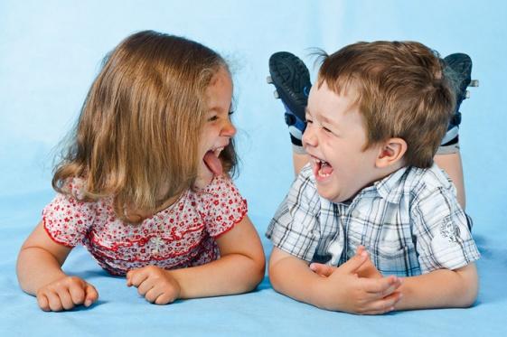 Говорят дети
