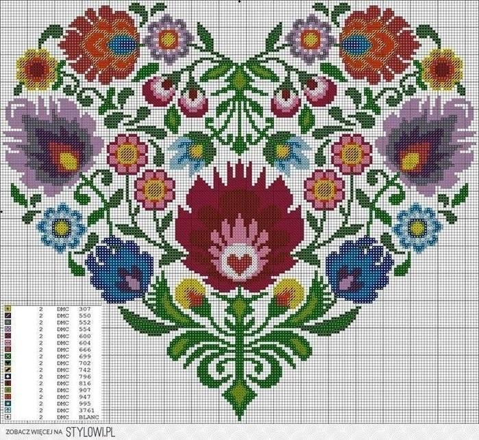 квітуче серце (700x642, 135Kb)