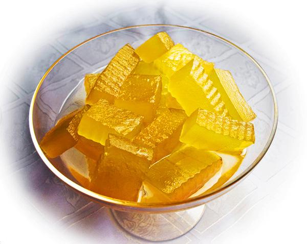 арбузные цукаты фото рецепт