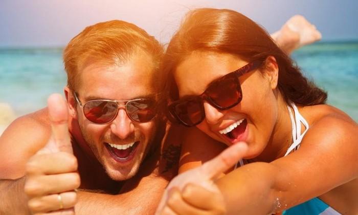 Как правильно использовать солнцезащитные очки
