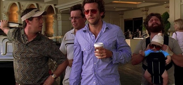 Кино   Мальчишник в Вегасе (2009)