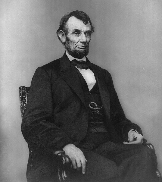Авраам Линкольн (538x604, 130Kb)