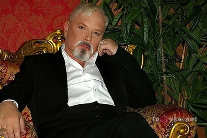 Борис Моисеев поразил всех своим новым имиджем мужчины