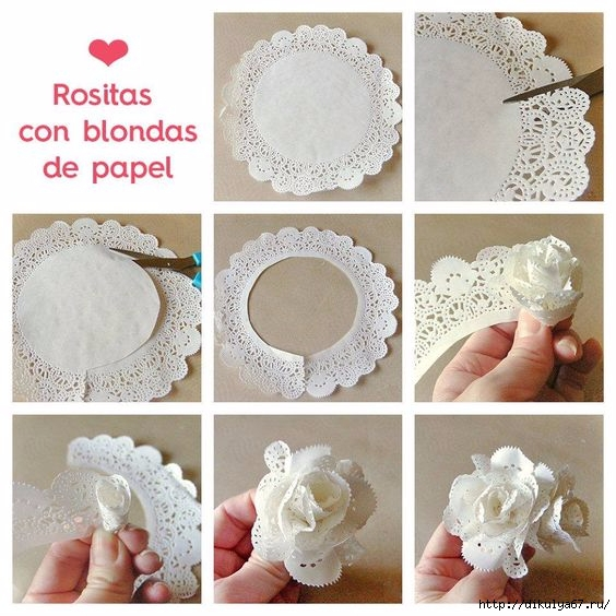 Как сделать скрап бумагу из салфеток
