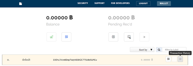 Легкий мультивалютный кошелек Block.io: обзор основных функций