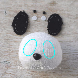 Шьем панду из махровых носочков (9) (300x300, 72Kb)