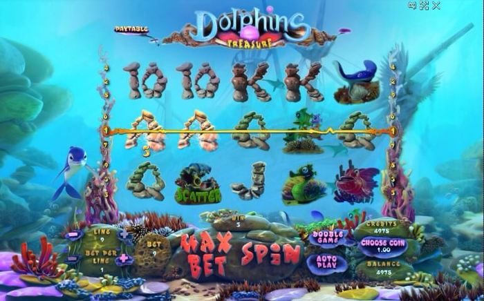 2. Dolphins Treasure (700x436, 391Kb)
