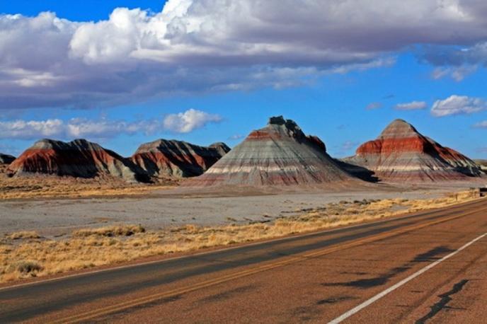 Самые необычные пустыни Земли