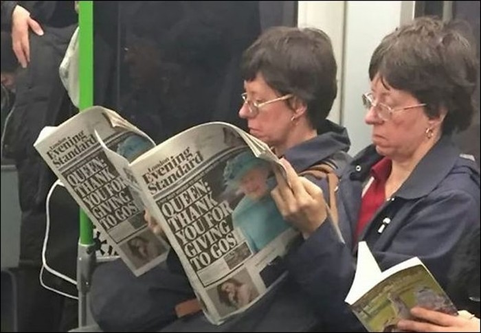 Сбой в Матрице! Смешные фотографии одинаковых людей