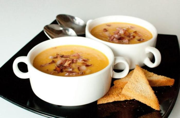 Кулеш (густой суп)