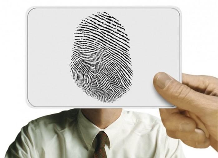 Для чего нужны отпечатки пальцев?