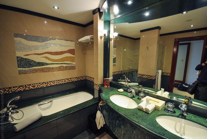 отель Гранд Хайат Дубай в дубае 11 (700x469, 481Kb)