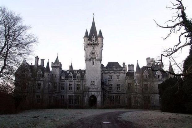 3. Заброшенный особняк «Сhateau de Noisy», Бельгия (620x413, 177Kb)