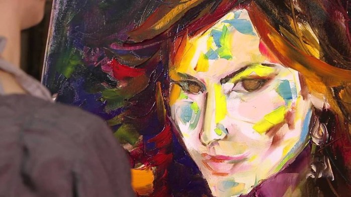 Направления развития в искусстве живописи