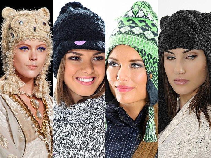 Модели вязанных женских шапочек 2017 года/3071837_05 (690x518, 133Kb)