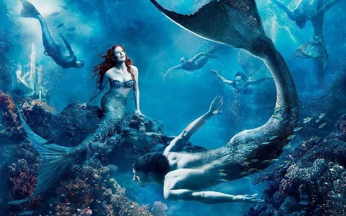 Тайны океанов за три эпохи открытия планеты