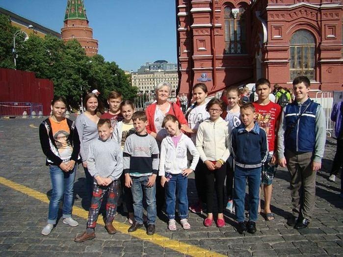 Сорокины— самая многодетная семья в России