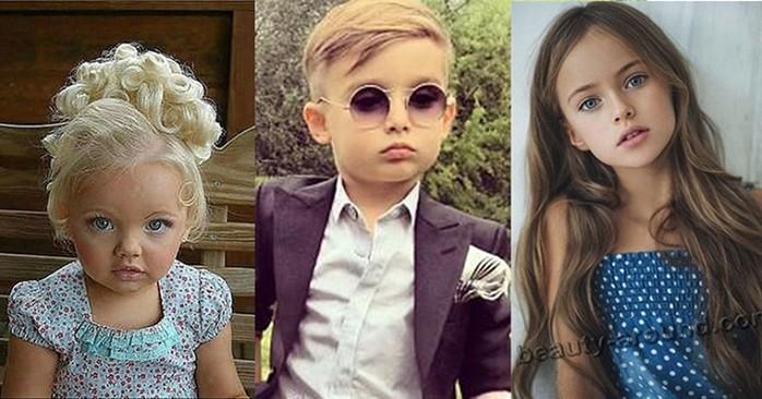 Самые успешные юные дети-модели