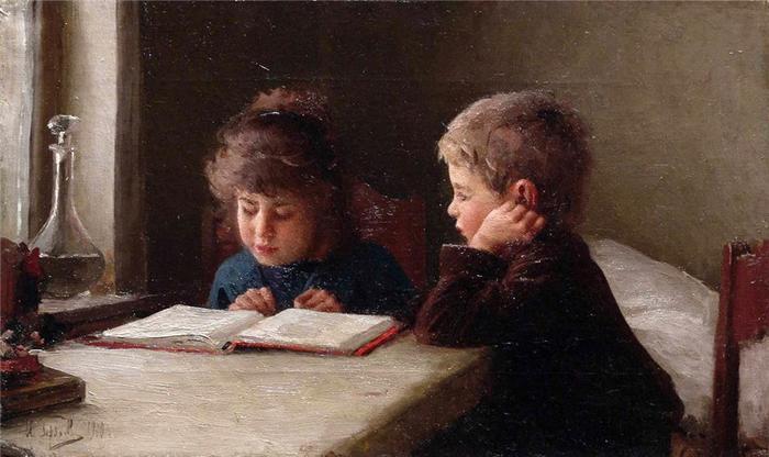 живописец Горохов Иван Лаврентьевич (1863-1934) (700x416, 46Kb)