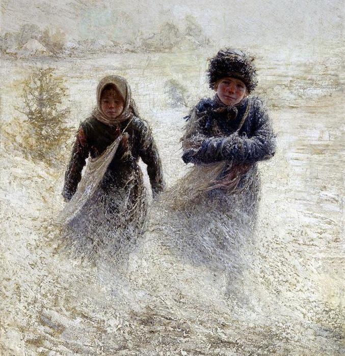 живописец Горохов Иван Лаврентьевич (1863-1934)5 (677x700, 227Kb)