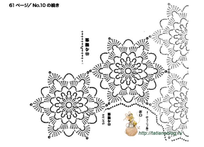 Блуза связанная мотивами со схемой вязания и сборки/3071837_513 (700x503, 137Kb)