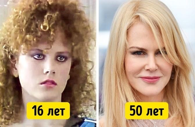 Знаменитости, которые в 40 лет выглядят лучше, чем в молодости