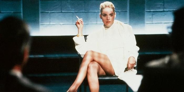 Кинопробы Шэрон Стоун в фильме «Основной инстинкт» опубликовала сама актриса