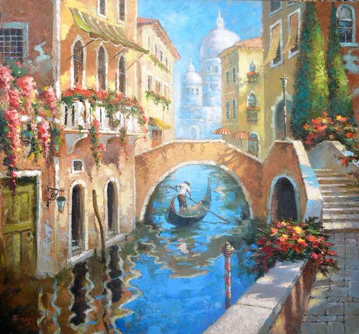 Dmitry Spiros [_______ ______] - Russian Impressionist painter - Tutt'Art@ (1) (700x650, 662Kb)