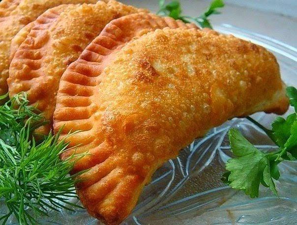 Рецепт вкусного тесто на чебуреки