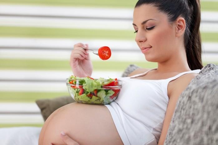 Как должен вести себя муж с беременной женой