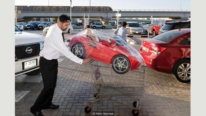 Проект «Хлеб и зрелища»: невероятно роскошная жизнь богачей Дубая